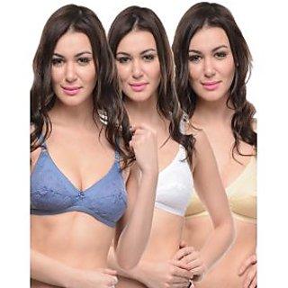 Bodycare Women'S Bra Combo (E5501INSW)