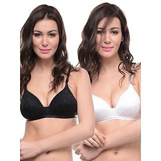 Bodycare Women'S Bra Combo (E5526BW)