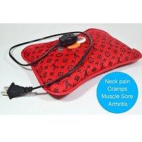 Shree Sai online Store Red Electric Heating Gel Pads make Hot water Bags Redundan(Fitness Accessories)