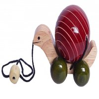 turtle single small, wooden toys