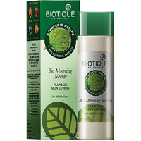 Bio Morning Nectar For All Skin Types Lotion -120 Ml