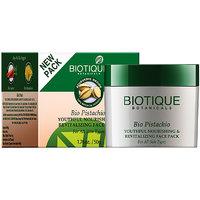Bio Pistachio Youthful Nourishing & Revitalizing Face Pack 50Gm