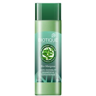 Bio Margosa 190Ml (Anti - Dandruff Shampoo & Conditioner)
