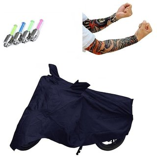 Bull Rider Brand Body cover Waterproof for Yamaha YZF -R15+ Free (Arm Tattoo + Tyre LED Light) Worth Rs 250