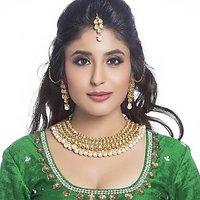 Sukkhi - Kritika Kamra Resplendent Gold Plated Kundan Wedding Necklace Set