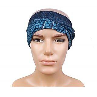 Sushito Blue Bikking Anti Pollution Headwrap  Bandana JSMFHMA0579