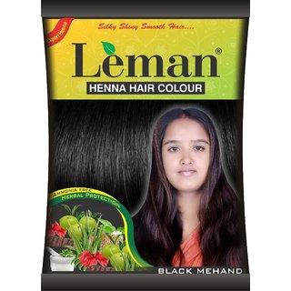 Black Hair Henna