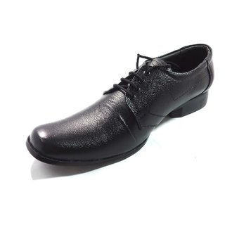 Brand Lepot Black Color Formal Lace up Office  Party Wear Shoes APD-12