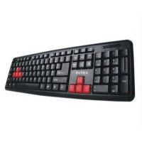 Intex Corona Slim USB Keyboard Water Spill Proof - 87302721