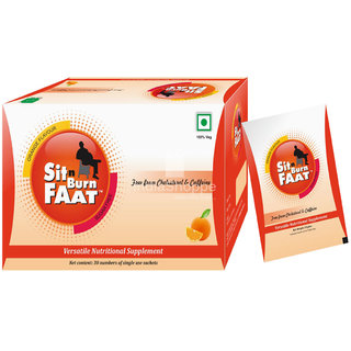 Sit Burn Faat Sugar Free Nutritional Supplement