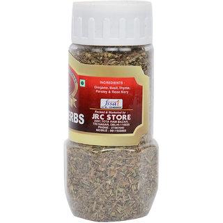 JRC Mixed Herbs - Oregano, Basil, Thyme, Parsley Rosemary, 200 Gms