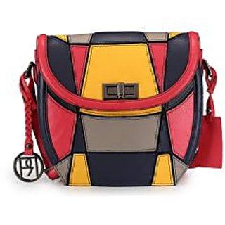 Phive Rivers Leather Crossbody Bag - PR1042