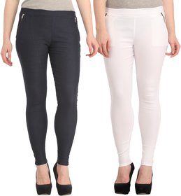 Skyline Trading Womens Jeggings (Pack of 2) (SkylineCSDJJGG213)
