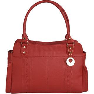 Lengloy Red Shoulder Bag LY127RED