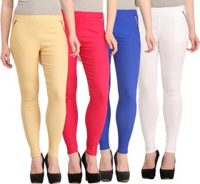 Skyline Trading Womens Jeggings (Pack of 4) (SkylineCSDJJGG2459)