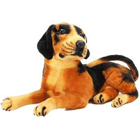 Mibeautiful Black And Brown Dog