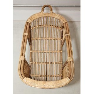 Buy Solid Cane Hanging Chair Online ₹6199 From Shopclues