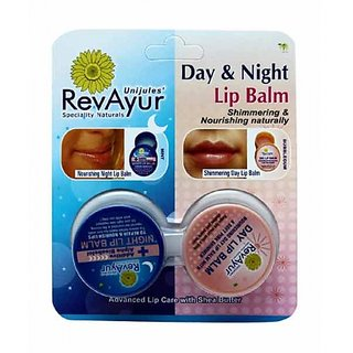 RevAyur Lip Balm (Day & Night)