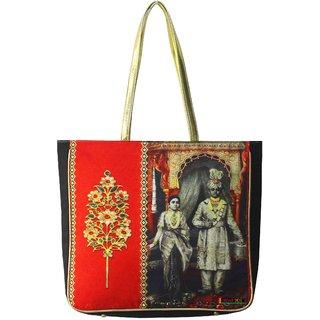 Classic Silk Heritage Handbag