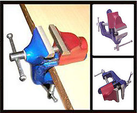 Size - 1.5 Inch  Bench Vice 1.5 Heavy Duty Compact  Ideal Vice for DIY