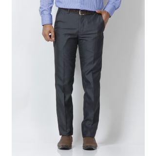 Grey Readymade Premium Formal Trousers By Gwalior