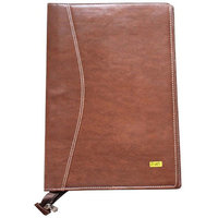 TEP Executive Sereies Leather Document Bag (20 Pockets) (Set of 2)
