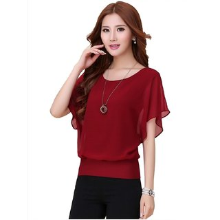 b2e9efee1cc687 Buy Chimpaaanzee Fashionable Tops For Girls Online   ₹699 from ...