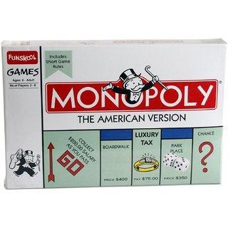 Monopoly American Version