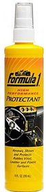Formula1  Protectant and Shiner for Leather  / Dashboard /Plastic / Rubber / Tyres 295ml