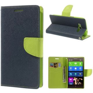 Fancy Diary Flip Cover For Micromax Canvas Entice A105