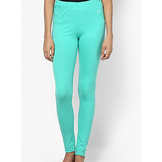 Stylish Lycra Green Leggings