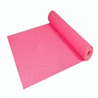 Ritika Carpets Rubber Large Yoga And Exercise Mat Yoga Mat(r1574)