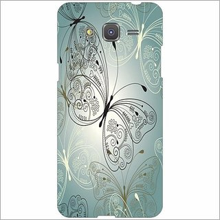 info for 1c13a ac904 Samsung Galaxy Grand Prime SM-G530H Back Cover - Butterfly Print Designer  Cases