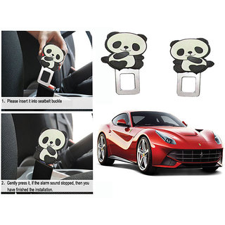 Takecare Safety Seat Belt Buckle Alarm Stopper Clip Clamp For California