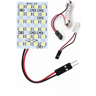 24 Smd Roof Car Fancy Lights (White)