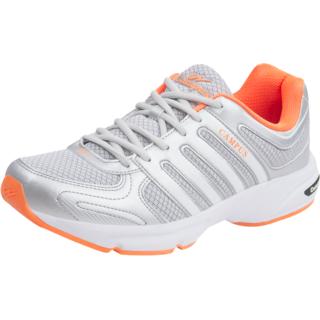 Campus Turbo 3G-403 Silver Orange Sport Shoe