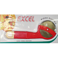 Pizza Cutter-Excel Must For Every Kitchen With Apex 3 In 1 Peeler, Slicer, Grater,