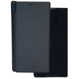 Snaptic Hi Grade Black Flip Cover for Nokia Asha 503