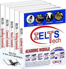 IELTS (5 BOOKS SET)