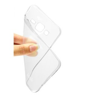 Back Cover for Lenovo K3 Note  (Soft Silicon TPU Cover Transparent)