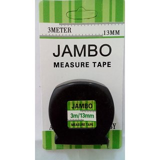 Jambo Measuring steel tape 3 Meters