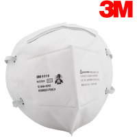 Swine Flu Virus Protective 9010 3M Particulate Respirator NIOSH approved N95