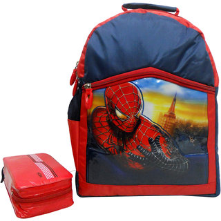 Combo Donex School Bag  Milton Mini Lunch Box