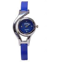glory blue fancy watch