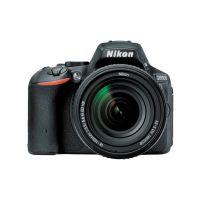 Nikon D5500 With Af-S 18-140 Mm Digital-Slr - Black