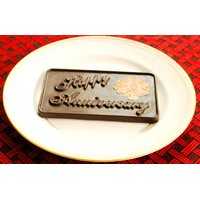 Happy Anniversary Chocolate Bar - Dry Fruits Special