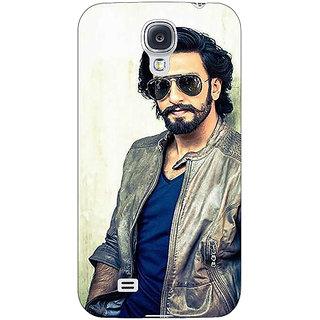 1 Crazy Designer Bollywood Superstar Ranveer Singh Back Cover Case For Samsung Galaxy S4 I9500 C60943