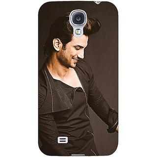 1 Crazy Designer Bollywood Superstar Sushant Singh Rajput Back Cover Case For Samsung Galaxy S4 I9500 C60949