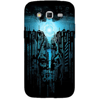 1 Crazy Designer Superheroes Batman Dark knight Back Cover Case For Samsung Galaxy Grand 2 C70014
