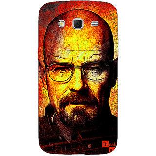 1 Crazy Designer Breaking Bad Heisenberg Back Cover Case For Samsung Galaxy Grand 2 C70405